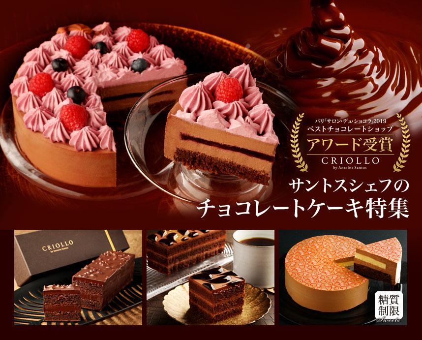 チョコレートケーキ特集